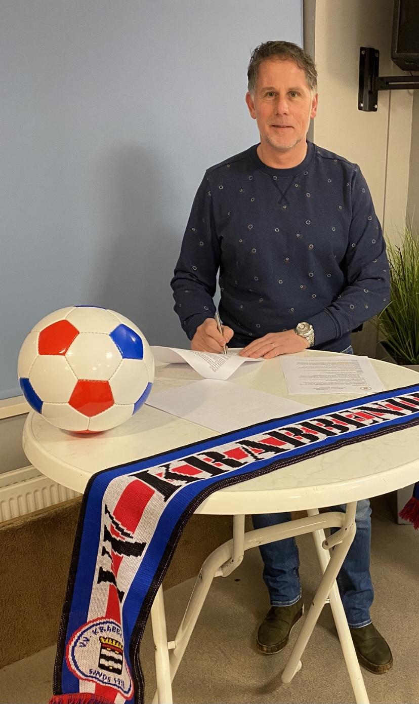 André Maas volgend seizoen nieuwe trainer Eerste selectie